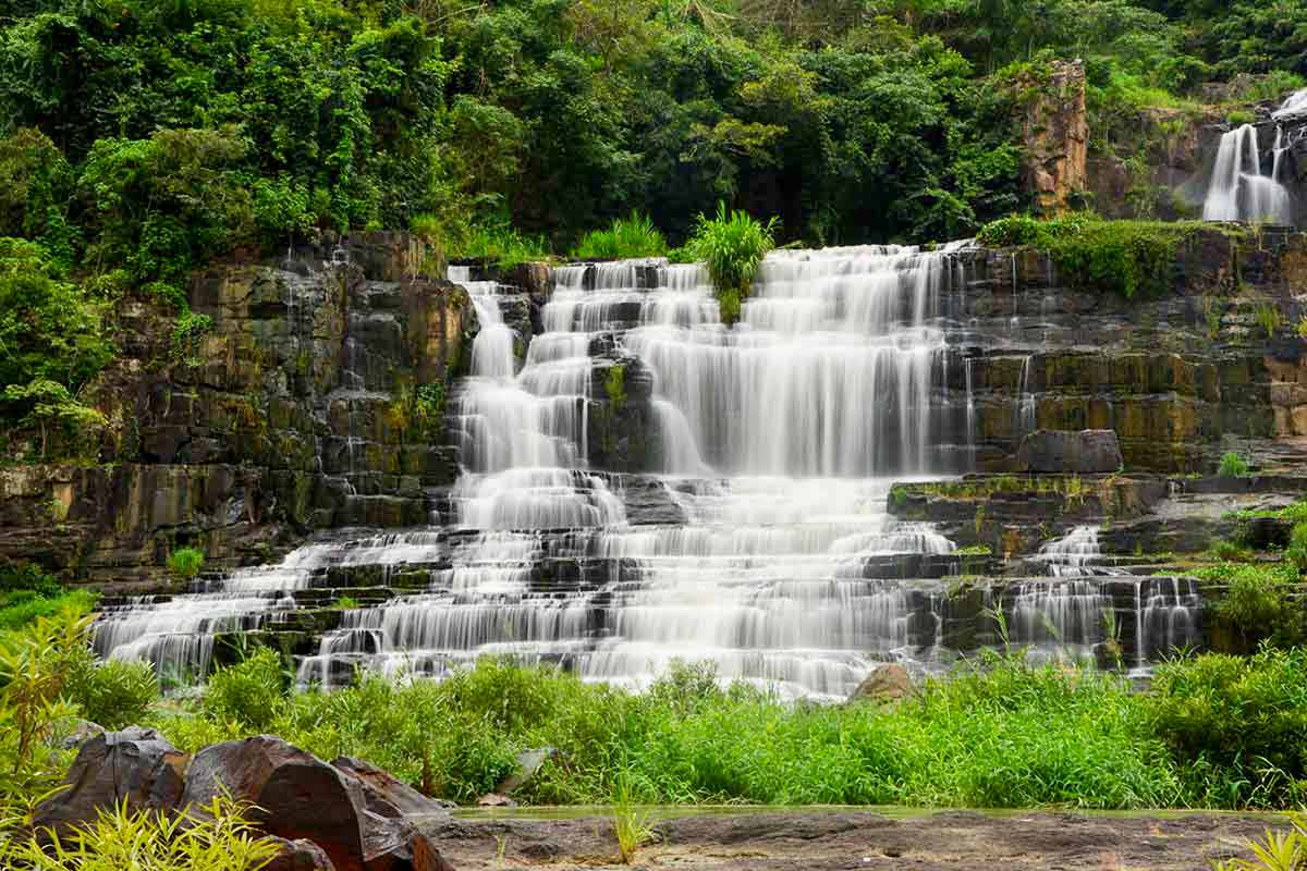 красивые фото водопадов вьетнама реалити-шоу