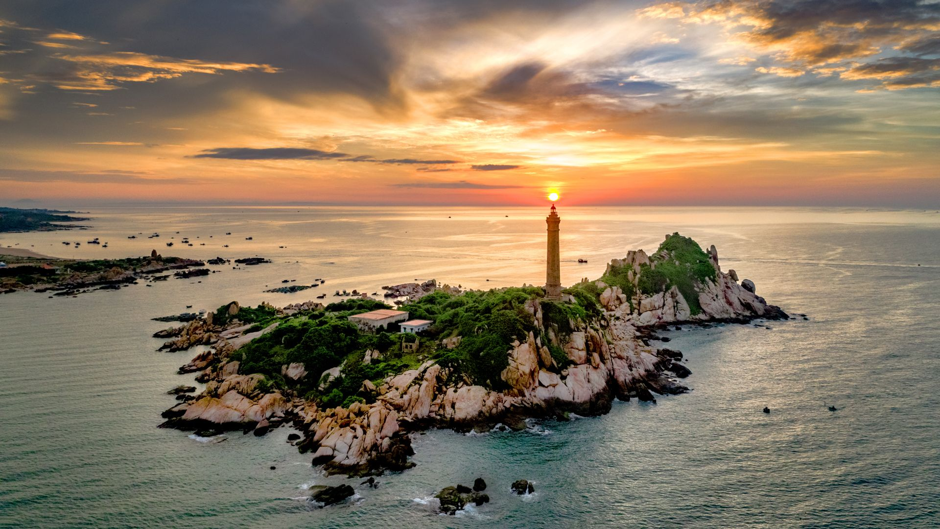 lighthouse ke ga phanThiet